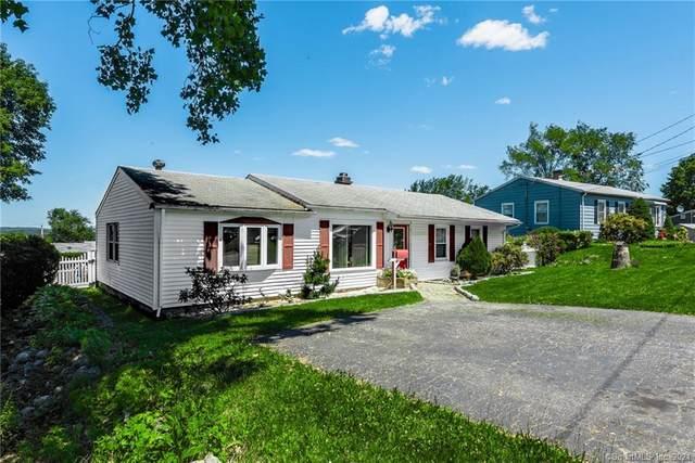 21 Belleview Terrace, Ansonia, CT 06401 (MLS #170394601) :: Michael & Associates Premium Properties | MAPP TEAM