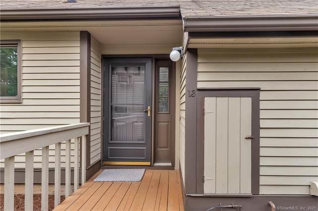13 Copper Hill Drive #13, Guilford, CT 06437 (MLS #170394636) :: Carbutti & Co Realtors