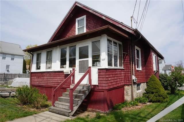 349 Jefferson Avenue, New London, CT 06320 (MLS #170394678) :: Carbutti & Co Realtors