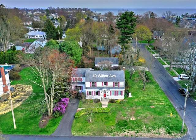 40 Wilbar Avenue, Milford, CT 06460 (MLS #170394679) :: Around Town Real Estate Team