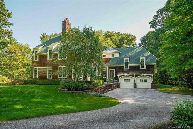 12 Woodchuck Hill Road, Simsbury, CT 06092 (MLS #170394686) :: Next Level Group