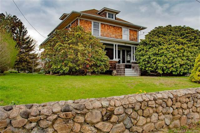 939 Stonington Road, Stonington, CT 06378 (MLS #170394694) :: Spectrum Real Estate Consultants