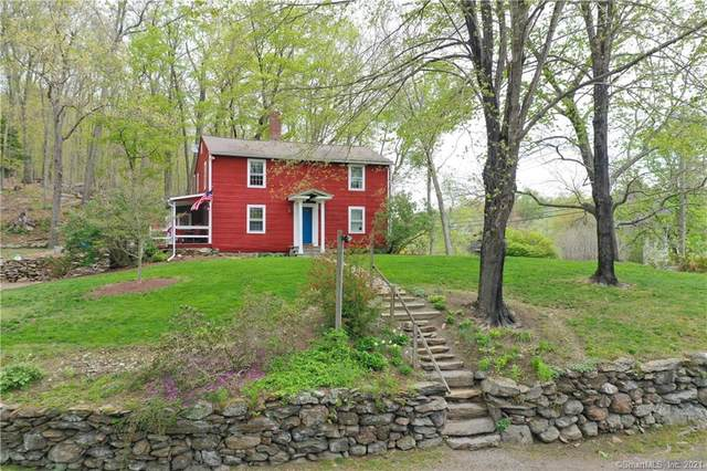 969 Purchase Brook Road, Southbury, CT 06488 (MLS #170394725) :: Kendall Group Real Estate | Keller Williams