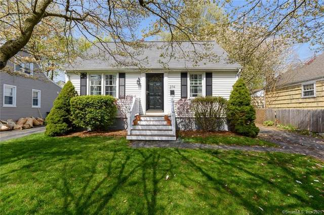 274 Old Stratfield Road, Fairfield, CT 06825 (MLS #170394726) :: Next Level Group