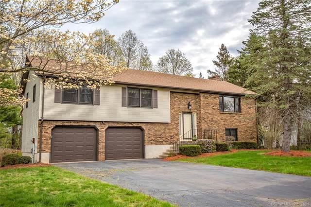 54 Lancaster Drive, Windsor, CT 06095 (MLS #170394737) :: NRG Real Estate Services, Inc.