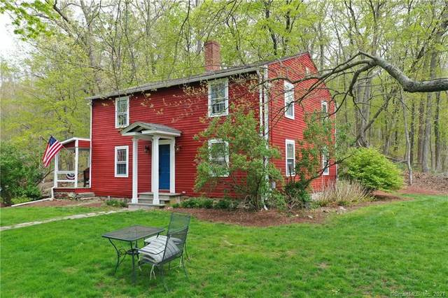 969 Purchase Brook Road, Southbury, CT 06488 (MLS #170394756) :: Kendall Group Real Estate | Keller Williams