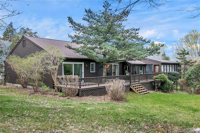103 Mile Creek Road, Old Lyme, CT 06371 (MLS #170394770) :: Next Level Group