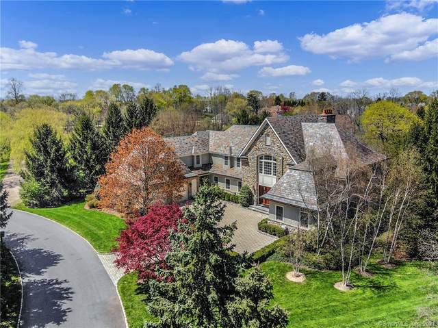16 Chieftans Road, Greenwich, CT 06831 (MLS #170394853) :: Next Level Group