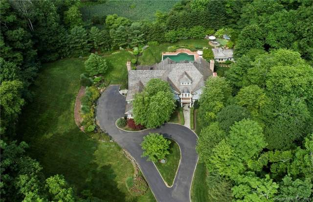 3 Hycliff Road, Greenwich, CT 06831 (MLS #170394914) :: Next Level Group