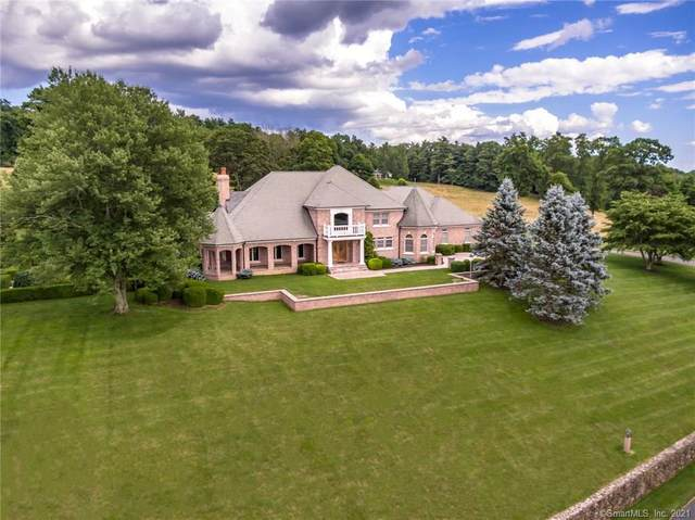 120 Tranquility Road, Middlebury, CT 06762 (MLS #170394986) :: Carbutti & Co Realtors