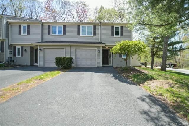 70 Uplands Way #70, Glastonbury, CT 06033 (MLS #170395007) :: Kendall Group Real Estate | Keller Williams