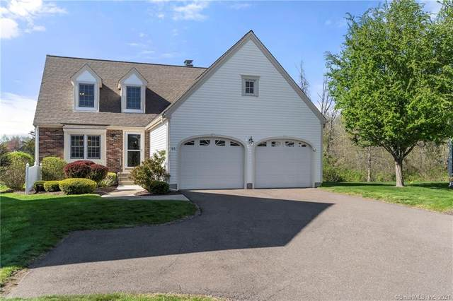 44 Baileys Lane #44, Wethersfield, CT 06109 (MLS #170395015) :: Around Town Real Estate Team