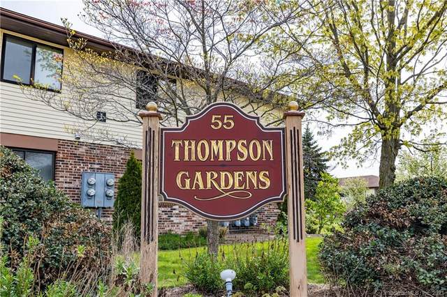 55 Thompson Street 3E, East Haven, CT 06513 (MLS #170395067) :: Next Level Group