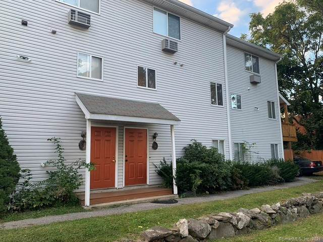 118 W Cedar Street #4, Norwalk, CT 06854 (MLS #170395088) :: Frank Schiavone with William Raveis Real Estate