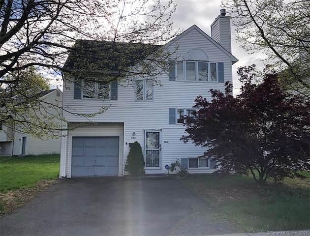 768 Quaker Lane S #768, West Hartford, CT 06110 (MLS #170395110) :: Next Level Group