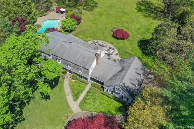 10 Hermit Lane, Westport, CT 06880 (MLS #170395132) :: Kendall Group Real Estate | Keller Williams