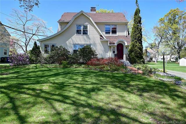 127 Griswold Road, Wethersfield, CT 06109 (MLS #170395206) :: Around Town Real Estate Team