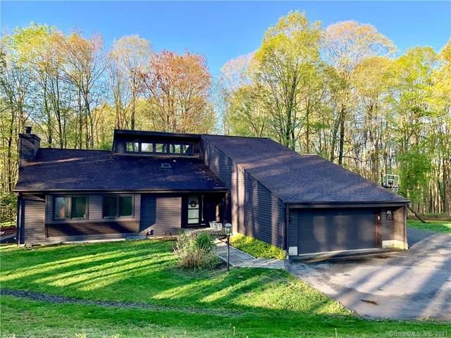 12 Cozier Hill Road, Sherman, CT 06784 (MLS #170395225) :: Kendall Group Real Estate | Keller Williams