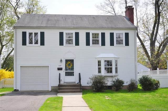 1729 Boulevard, West Hartford, CT 06107 (MLS #170395230) :: Around Town Real Estate Team