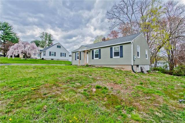 15 Claremont Avenue, Enfield, CT 06082 (MLS #170395265) :: Spectrum Real Estate Consultants
