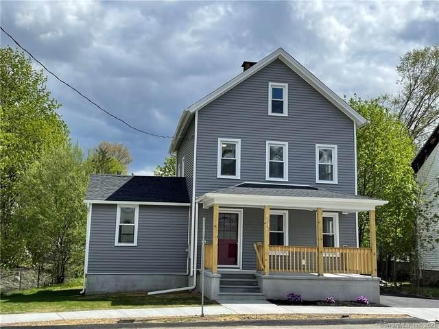 60 Chestnut Street Extension, Danbury, CT 06810 (MLS #170395313) :: Next Level Group
