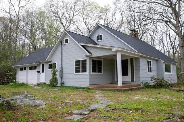 10 Hillside Circle, Mansfield, CT 06268 (MLS #170395347) :: Next Level Group