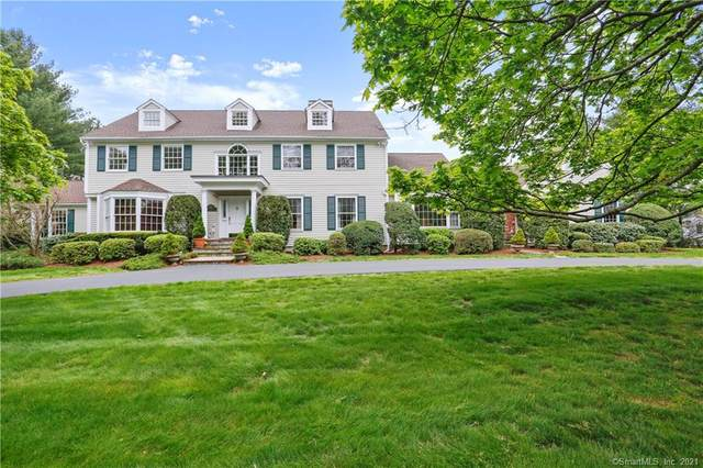 106 Hoyt Farm Road, New Canaan, CT 06840 (MLS #170395349) :: Next Level Group
