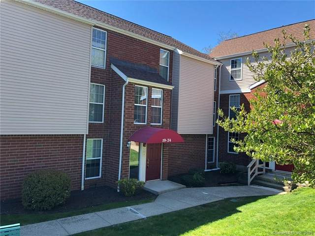 22 Heather Ridge #22, Shelton, CT 06484 (MLS #170395376) :: Spectrum Real Estate Consultants