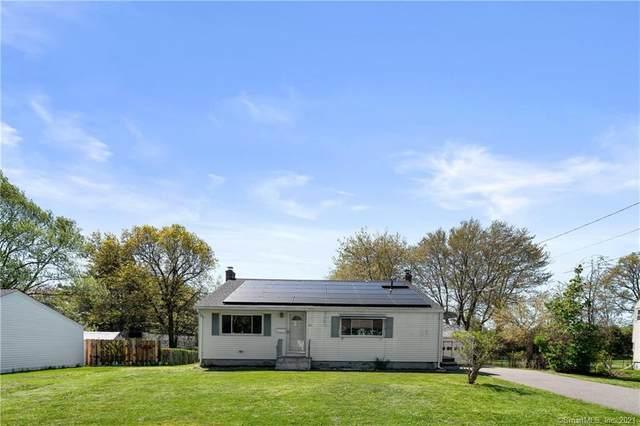 110 Chesslee Road, East Hartford, CT 06108 (MLS #170395453) :: Cameron Prestige
