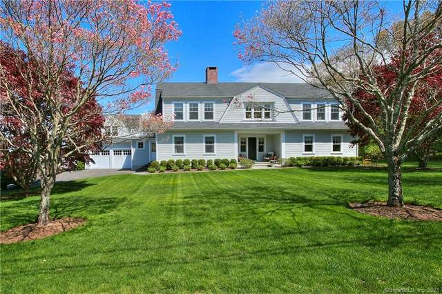 265 Warner Hill Road, Fairfield, CT 06890 (MLS #170395466) :: Next Level Group