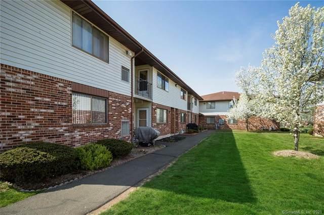55 Thompson Street 12E, East Haven, CT 06513 (MLS #170395505) :: Carbutti & Co Realtors