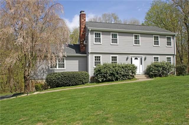 1 Chestnut Knoll Drive, Newtown, CT 06482 (MLS #170395533) :: Around Town Real Estate Team