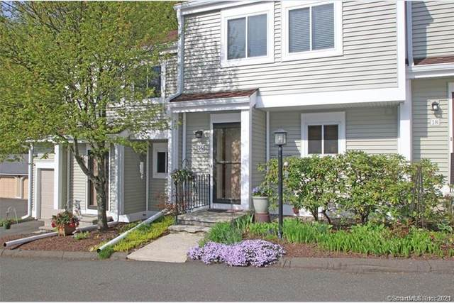16 Eagle Rock Hill #16, Bethel, CT 06801 (MLS #170395556) :: Around Town Real Estate Team