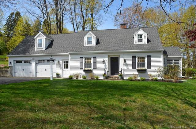 3 Schoolhouse Hill Road, Newtown, CT 06470 (MLS #170395634) :: Next Level Group