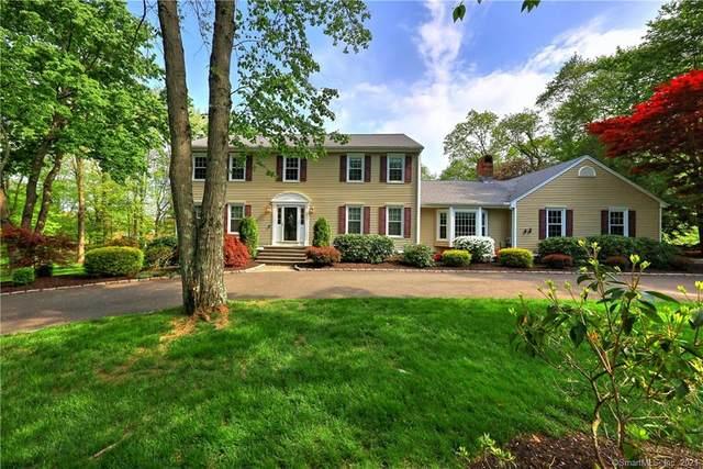 176 Flint Ridge Road, Monroe, CT 06468 (MLS #170395651) :: Michael & Associates Premium Properties   MAPP TEAM