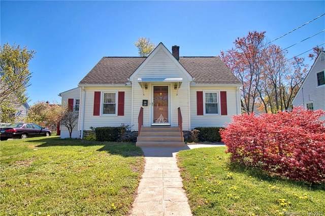 40 Richard Terrace, Waterbury, CT 06705 (MLS #170395698) :: Around Town Real Estate Team
