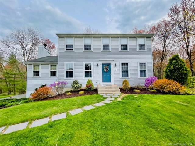 43 Valley View Drive, Windsor, CT 06095 (MLS #170395747) :: NRG Real Estate Services, Inc.