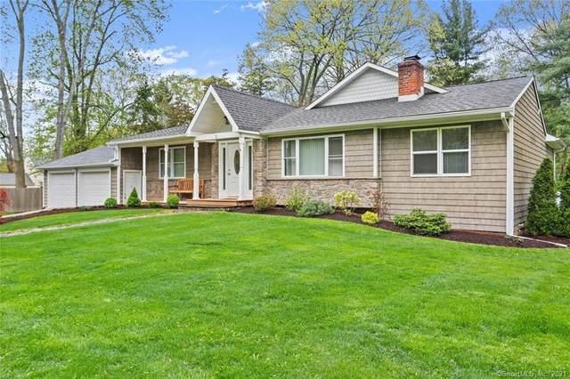 2 Parkwood Terrace Drive Dr, Danbury, CT 06811 (MLS #170395751) :: Tim Dent Real Estate Group