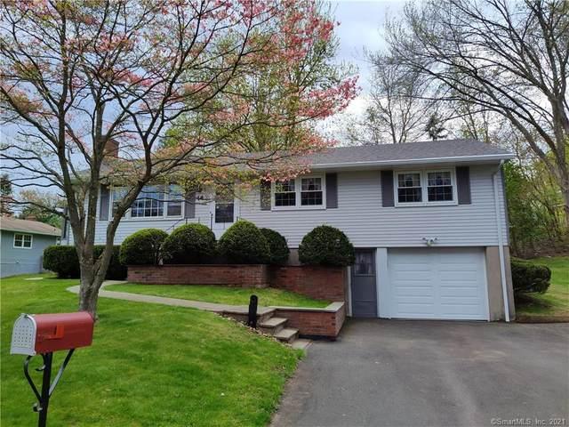 44 Dana Lane, Meriden, CT 06451 (MLS #170395802) :: Spectrum Real Estate Consultants