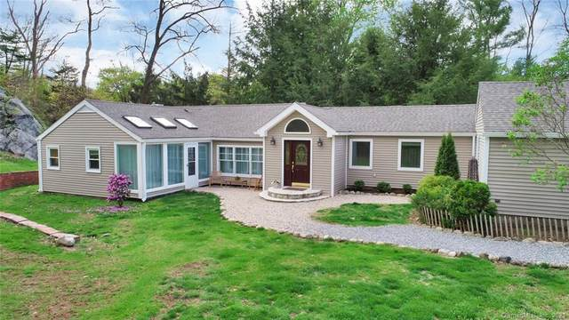 559 Danbury Road, Wilton, CT 06897 (MLS #170395817) :: Around Town Real Estate Team