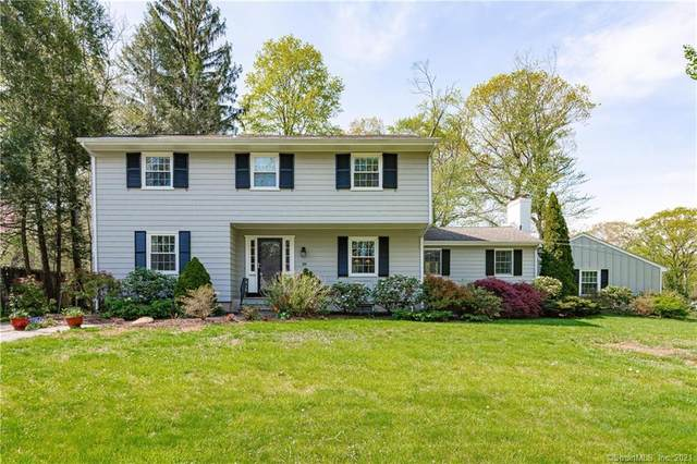 201 Millbrook Road, North Haven, CT 06473 (MLS #170395834) :: Around Town Real Estate Team