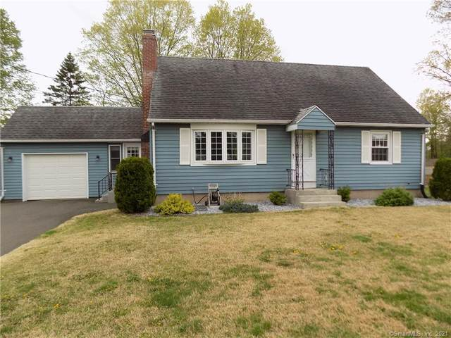 37 Provencher Drive, Plainville, CT 06062 (MLS #170395850) :: Around Town Real Estate Team