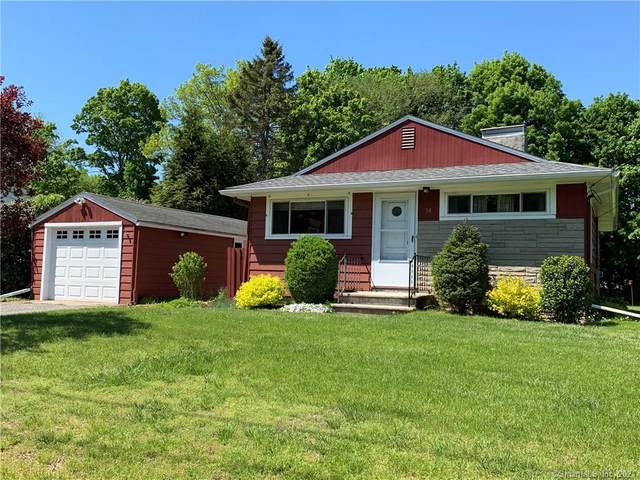 14 Wood Street, Danbury, CT 06811 (MLS #170395858) :: Kendall Group Real Estate | Keller Williams