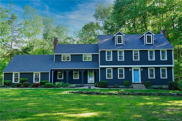 43 Madison Springs Drive, Madison, CT 06443 (MLS #170395873) :: Spectrum Real Estate Consultants