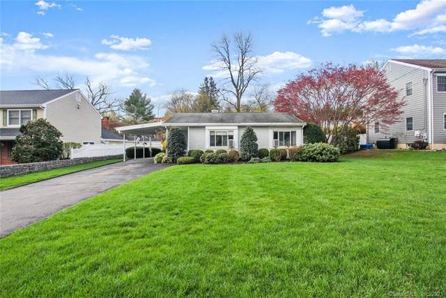 37 Unity Road, Stamford, CT 06905 (MLS #170395916) :: Spectrum Real Estate Consultants
