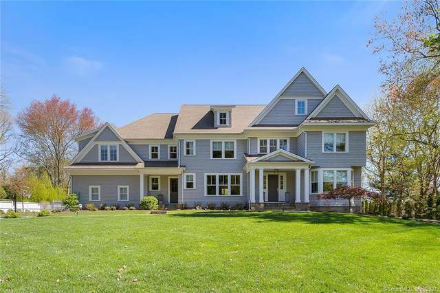 14 Windy Hill Road, Westport, CT 06880 (MLS #170395924) :: Around Town Real Estate Team