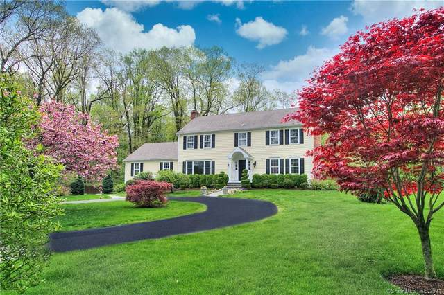 106 Briscoe Road, New Canaan, CT 06840 (MLS #170395987) :: Next Level Group