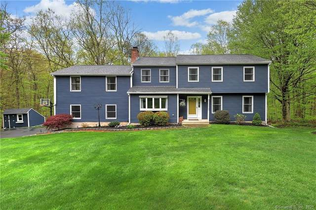 41 Harmony Lane, Monroe, CT 06468 (MLS #170396004) :: Team Feola & Lanzante | Keller Williams Trumbull