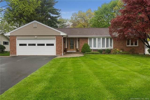 58 West Ridge Drive, West Hartford, CT 06117 (MLS #170396010) :: Mark Boyland Real Estate Team
