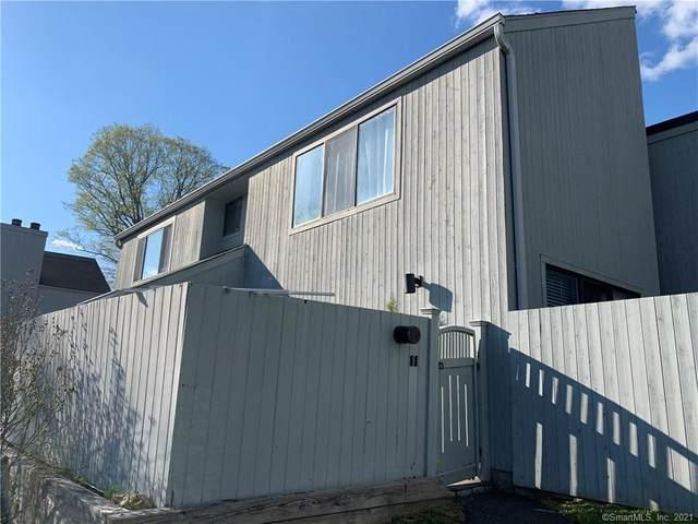 11 Outpost Lane #11, Ridgefield, CT 06877 (MLS #170396013) :: Around Town Real Estate Team